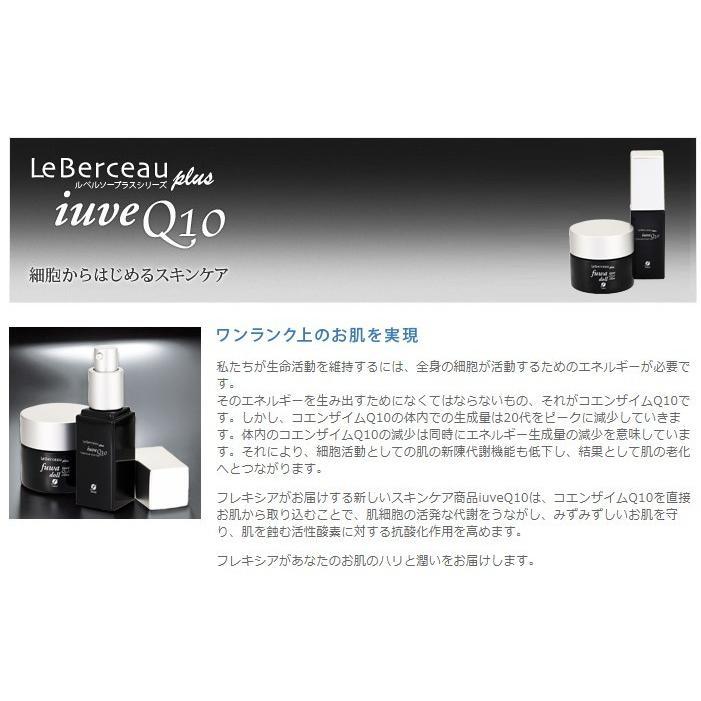 フワドールクリーム ユーブQ10 ルベルソー サロン専用化粧品 Flexia フレキシア ナノカレント効果を高める化粧品 aurorastore 04