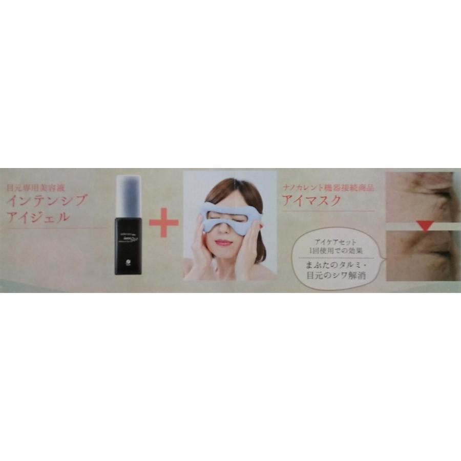 インテンシブ アイジェル ユーブQ10 ルベルソー サロン専用化粧品 Flexia フレキシア ナノカレント効果を高める化粧品|aurorastore|05