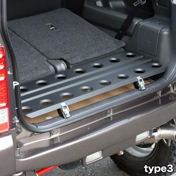 [APIO] アピオ  荷室フラットデッキ タイプ3 ジムニー JB23W / JB33W / JB43W 沖縄・離島は要確認|auto-craft