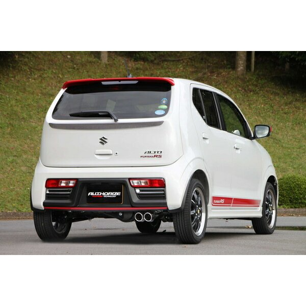 FUJITSUBO フジツボ マフラー オーソライズK アルトターボRS DBA-HA36S H27.3〜 R06A 4WD auto-craft