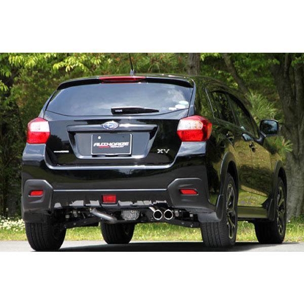 FUJITSUBO フジツボ マフラー オーソライズS XV DBA-GP7 H24.10〜 FB20 2.0 auto-craft