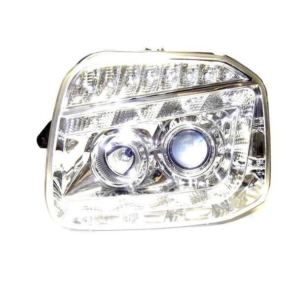 スズキ ジムニー JB23W 全年式 LEDウィンカー LEDプロジェクターフロントインナークロームメッキ ヘッドランプ 左右SET 日本光軸 送料無料|auto-parts-jp|03