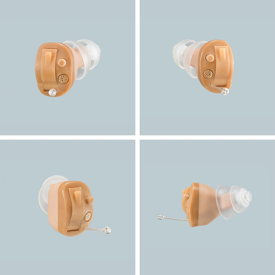 オンキョー 耳あな型 補聴器 OHS-D21L OHS-D21R 左右セット OHS-D21 目立たない 高性能 電池式 ONKYO auto-parts 03