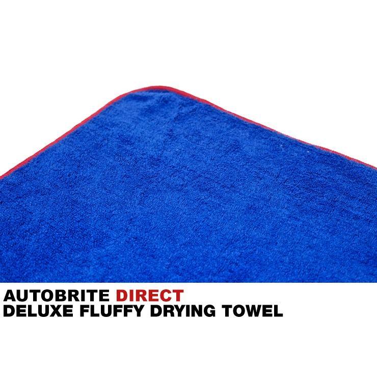 デラックス フラッフィー ドライングタオル 洗車 Autobrite Direct|autobritedirect|12