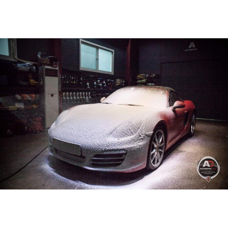 英国製 マジフォーム スノーフォーム カーシャンプー(タッチレス洗車)希釈利用 洗車 プロ向け Autobrite Direct|autobritedirect|06