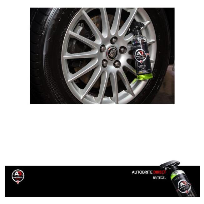 英国製 ブライトジェル ホイール・タイヤ洗浄剤 洗車 Autobrite Direct|autobritedirect|13