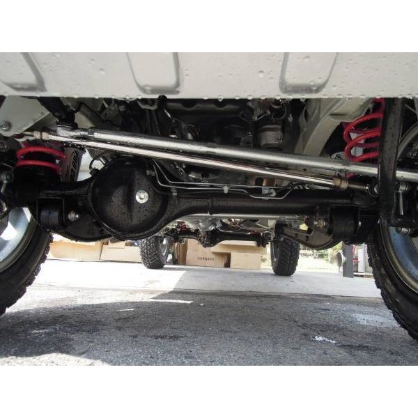◆S0007 JB23 ジムニー 2.5インチ リフトアップ キット 1台分 Ver,2 メッシュ ロング ブレーキ ホース ラテラルロッド サス ショック|autoparts-success|06
