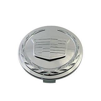 キャデラック直輸入純正品 キャデラック エスカレード 2007-2013年式 20/22インチ用センターキャップ クロム ※4個セット