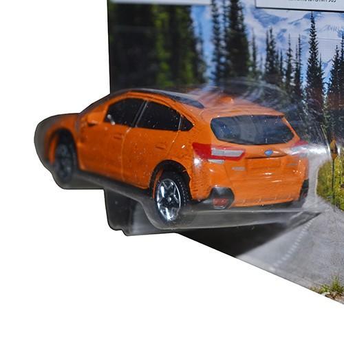 SUBARU 正規品 スバル XV クロストレック ミニカー オレンジ autoproz-usa 03
