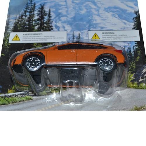 SUBARU 正規品 スバル XV クロストレック ミニカー オレンジ autoproz-usa 04