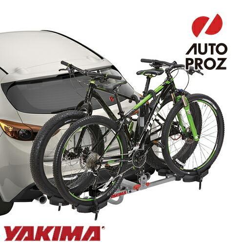 YAKIMA 正規品 ツータイマー 2台積載 チープ トランクヒッチ用バイクラック 数量限定