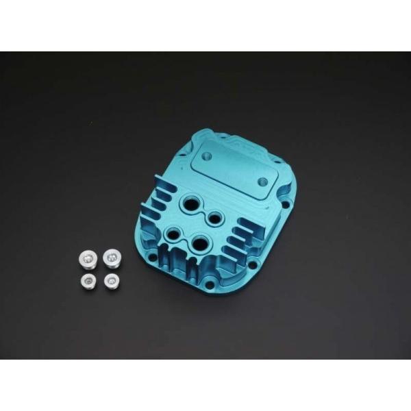 駆動系パーツ 容量アップデフカバー 692 008 AL スバル インプレッサ WRX GDB