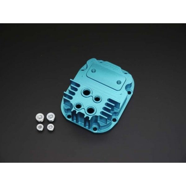 駆動系パーツ 容量アップデフカバー 692 008 AL スバル インプレッサ WRX GRB