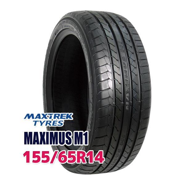 タイヤ サマータイヤ 155 65R14 M1 MAXTREK 購買 超定番 MAXIMUS