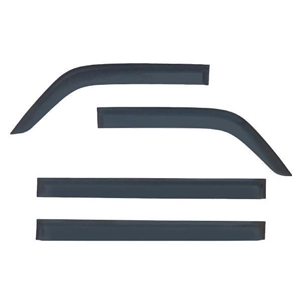 スズキ エブリィ ワゴン バン DA17W DA17V ドアバイザー スモーク サイドバイザー 左右4枚セット 3M社製両面テープ取り付け済み|autowear|03