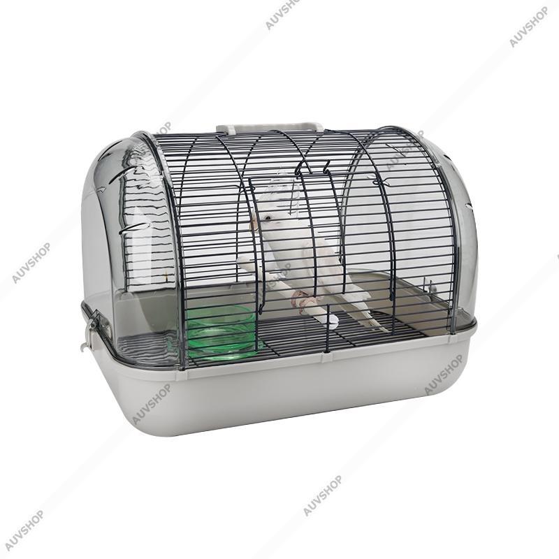 小鳥かご  手乗り プラットホーム付 小型鳥用  鳥籠 ゲージ フルセット カナリア セキセイインコ 小型鳥用|auvshop|06
