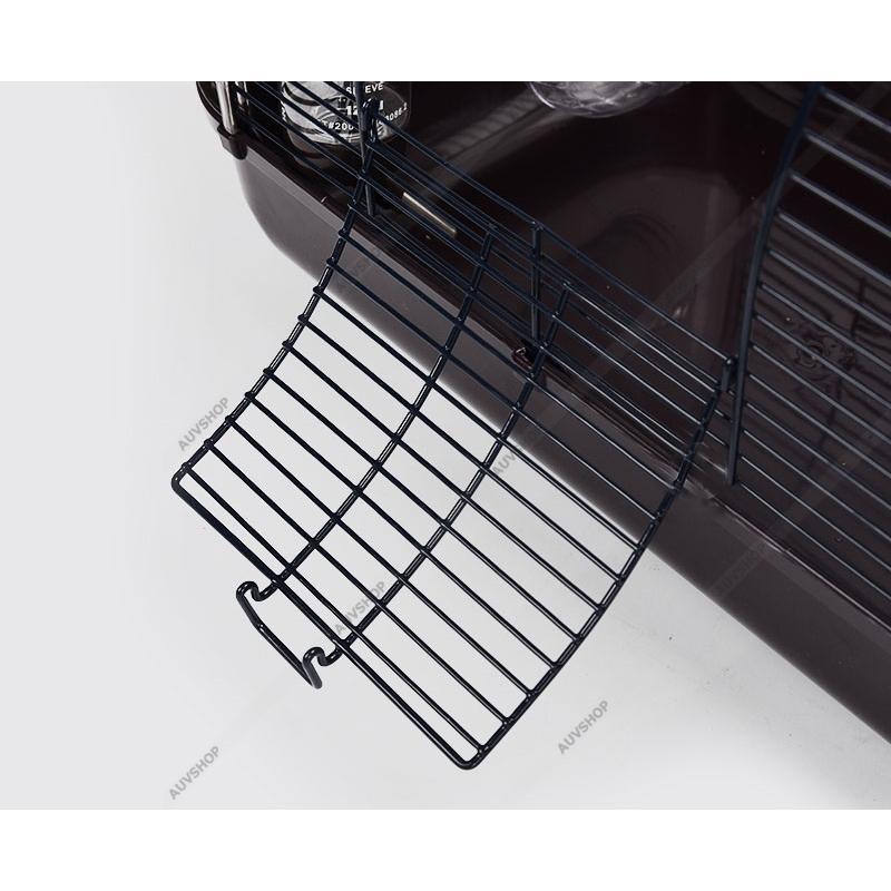 小鳥かご  手乗り プラットホーム付 小型鳥用  鳥籠 ゲージ フルセット カナリア セキセイインコ 小型鳥用|auvshop|09