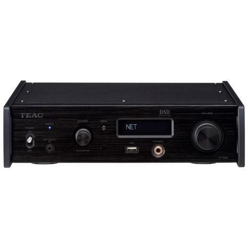 NT-505 B:ブラック TEAC ティアック ネットワークプレーヤー 毎日続々入荷 DAC 送料無料 激安 お買い得 キ゛フト USB