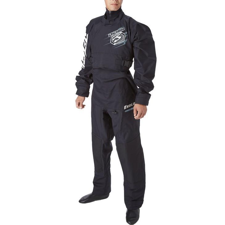 ドライスーツ メンズ レディース エボリューションドライスーツソックスタイプ J-FISH (ジェイフィッシュ) ジェットスキー ウェイクボード 防寒