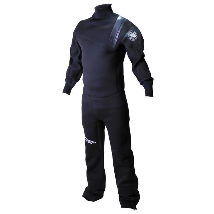 ドライスーツ メンズ ウィメンズ SPYDERFLEX (スパイダーフレックス) ウエットドライスーツ スリム アンクルタイプ