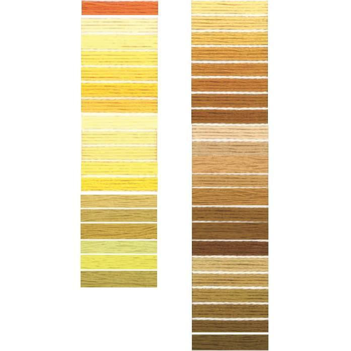 コスモ 刺しゅう糸 新入荷 美品 流行 #25 25番糸 C3-8 lt;BRgt;