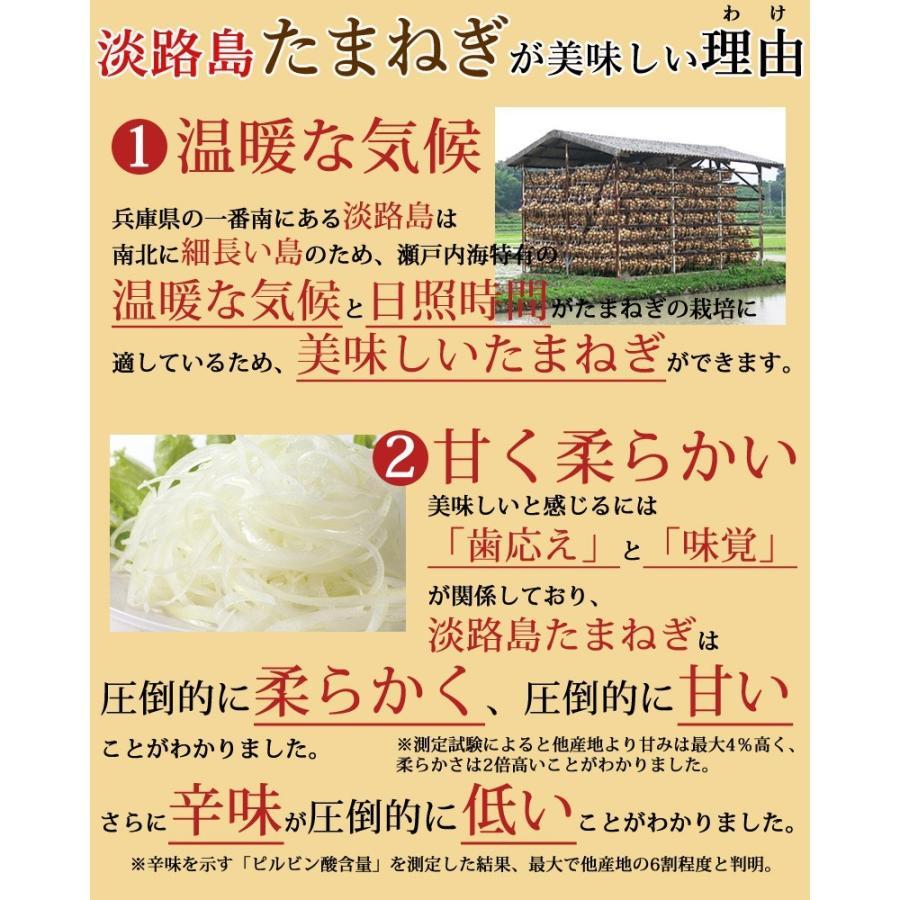 新たまねぎ 淡路島 送料無料 2021年産 特産 玉ねぎ 3kg M・L混合|awabeji|03