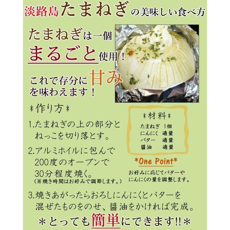 新たまねぎ 淡路島 送料無料 2021年産 特産 玉ねぎ 3kg M・L混合|awabeji|05