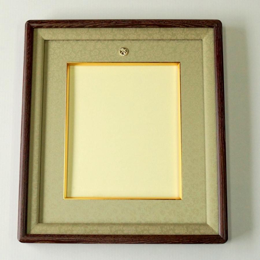 女桑受賞記念写真額四つ切サイズ 木目を生かし、品のある優しさ、いつまでも飽きないように仕上げた額縁です。 awajigaku
