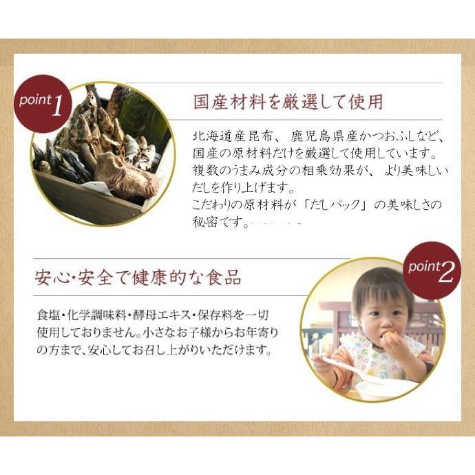 だしパック 十二単と天然 だしパック テイスト 無添加 和風だし 出汁 マエカワテイスト 魔法のだしパックダイエット メール便 送料無料|awajikodawari|04