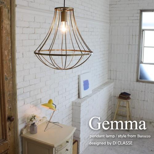 DI CLASSE ディクラッセ Barocco ジェンマ Gemma ペンダントランプ (照明/ライト) (送料無料) 敬老の日 敬老の日 敬老の日 c12