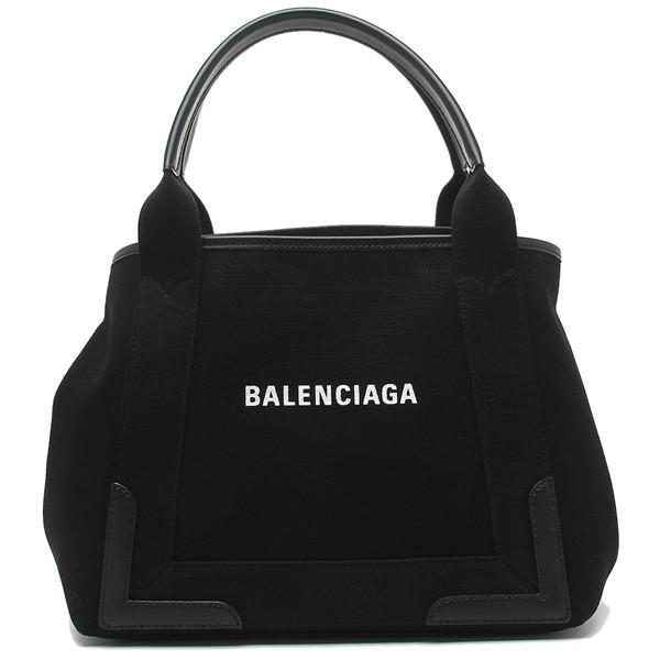 バレンシアガ トートバッグ ネイビーカバ Sサイズ キャンバス レディース BALENCIAGA 339933 AQ38N|axes|10