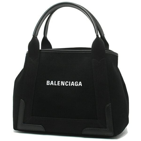 バレンシアガ トートバッグ ネイビーカバ Sサイズ キャンバス レディース BALENCIAGA 339933 AQ38N|axes|04
