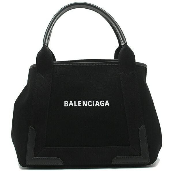 バレンシアガ トートバッグ ネイビーカバ Sサイズ キャンバス レディース BALENCIAGA 339933 AQ38N|axes|06