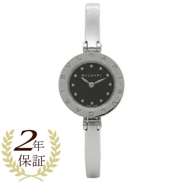 大人気 BVLGARI 腕時計 シルバー レディース ブルガリ BZ23BSS BZ23BSS M M ブラック シルバー, TEOMARINA:beed56f1 --- airmodconsu.dominiotemporario.com