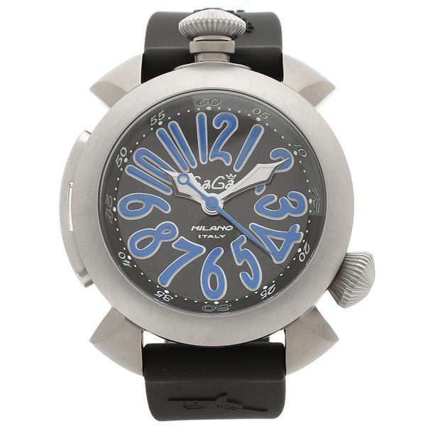 buy popular a1f19 22be6 ガガミラノ 腕時計 メンズ ブルー GAGA MILANO MILANO 5040.4 ...