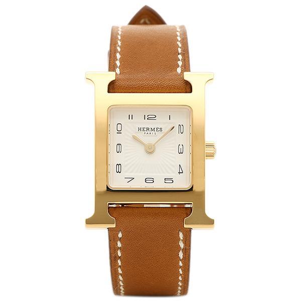 【WEB限定】 エルメス 腕時計 ブラウン HERMES レディース HH1.201.131/VBA HERMES W036734WW00 ブラウン レディース ホワイト イエローゴールド, ヒヨシムラ:4533e2ab --- airmodconsu.dominiotemporario.com
