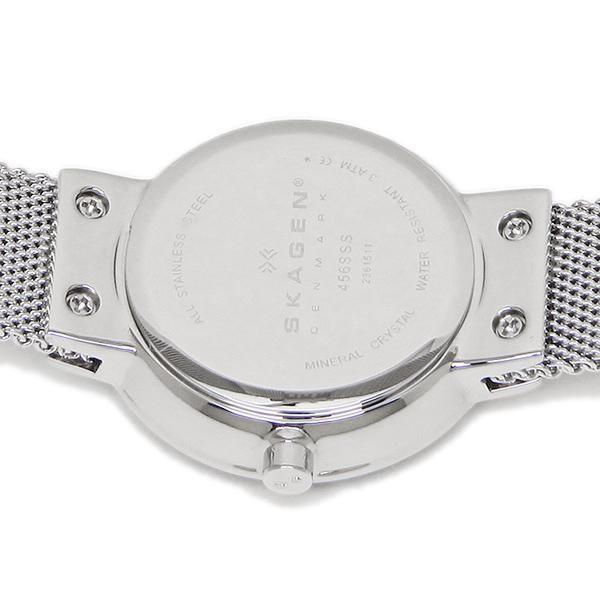「7/25限定 P10%還元」スカーゲン 時計 レディース レオノラ 25mm メッシュベルト クォーツ SKAGEN axes 08
