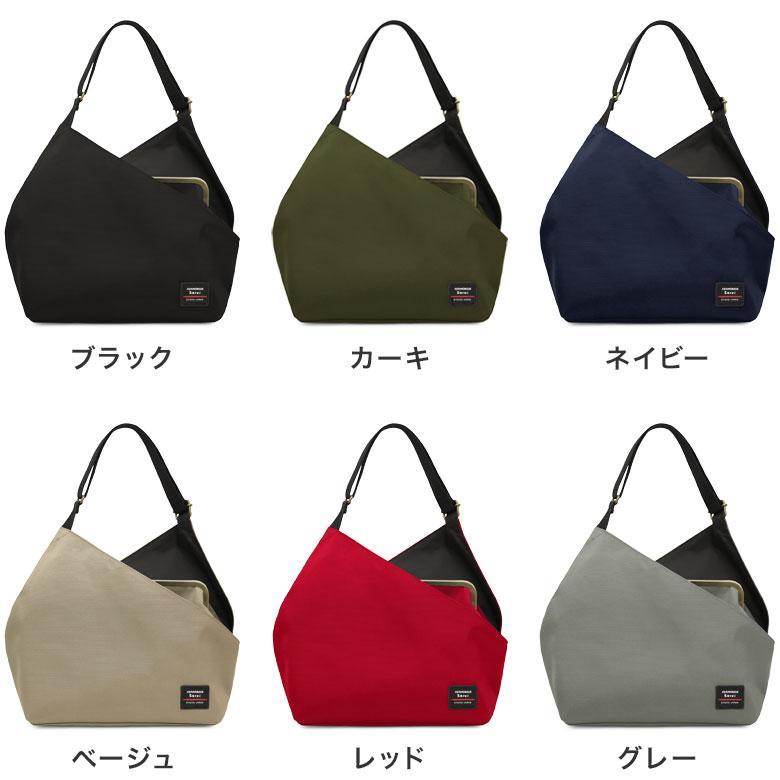 がま口 バッグ  がま口スクエアワンショルダーバッグ Sarei コーデュラ(R)Eco Fabric|ayano-koji|03