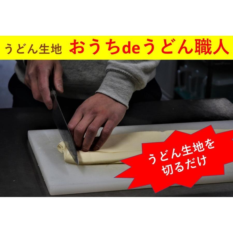 生うどん生地12人前【受注製造】【要冷蔵】【消費期限:製造日より5日】 ayauta 04