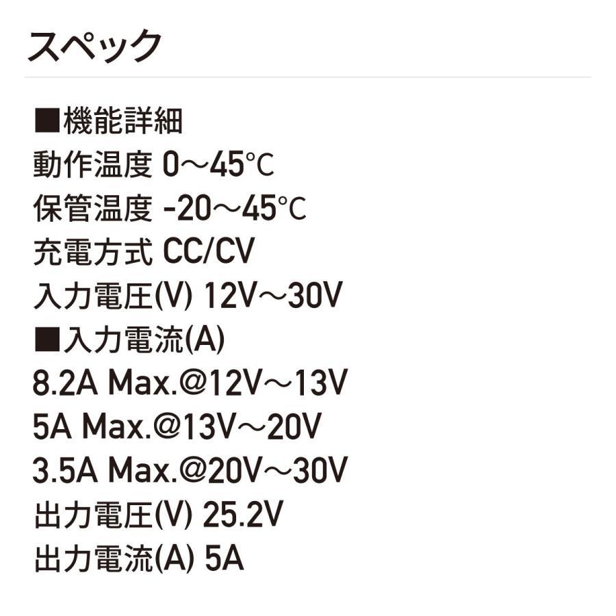 PowerArQ 専用 シガーソケット & MC4 急速充電用変換アダプター & ケーブルセット MC4プラグ / DC8mm 変換ケーブル|az-market|08
