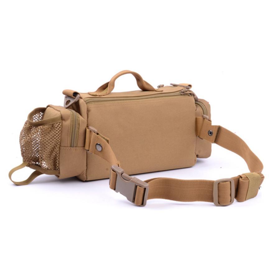 マルチフィッシングバック フィッシングバッグ タックルバッグ ヒップバッグ ショルダーバッグ ルアーケース 釣りバック 大容量 多機能 防水 アウトドア|azaargo|11