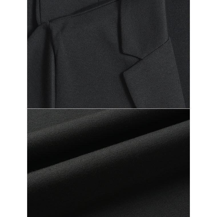 カジュアルスーツ メンズ セットアップ 40代 テレワーク 上下セット パジャマ ストレッチ テーラードジャケット ビジネス スウェット 在宅 azdeux 09
