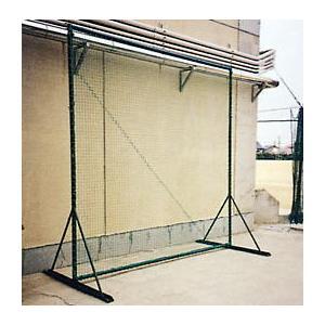 防球ネットフェンス(90本) 2800×3000