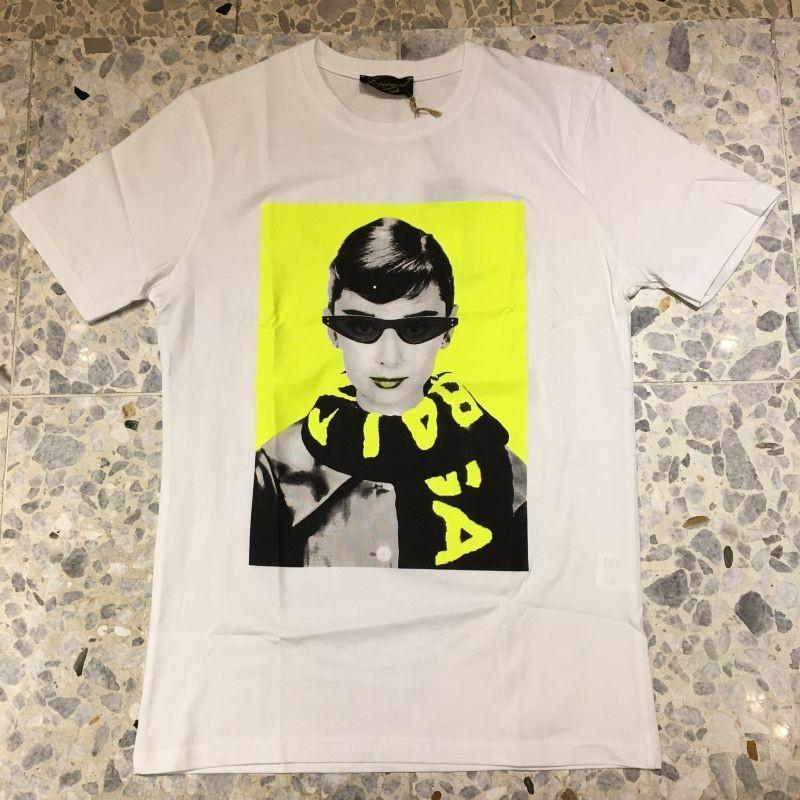 フォワードミラノ Forward MILANO クルーネック 半袖 Tシャツ オードリーヘップバーン 03067-01|azurshop