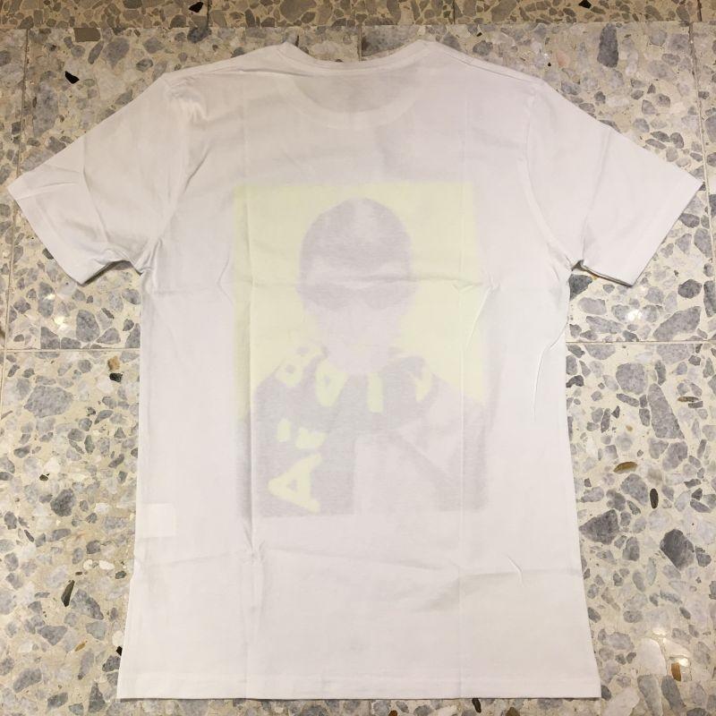 フォワードミラノ Forward MILANO クルーネック 半袖 Tシャツ オードリーヘップバーン 03067-01|azurshop|03