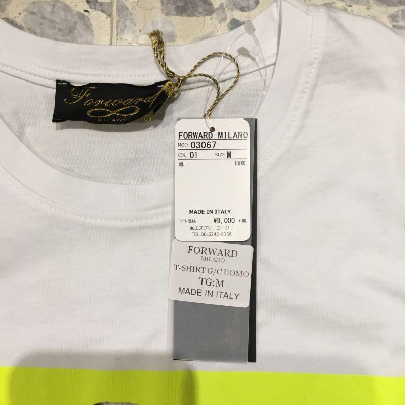 フォワードミラノ Forward MILANO クルーネック 半袖 Tシャツ オードリーヘップバーン 03067-01|azurshop|04
