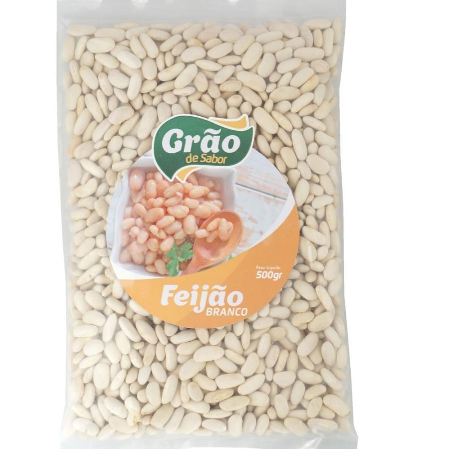 白いんげん豆 500g 乾燥豆 カナダ産 手亡豆|azuselectshop
