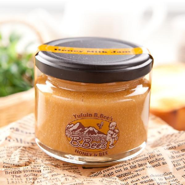 ハニーミルクジャム・カフェオレ 120g|b-bees