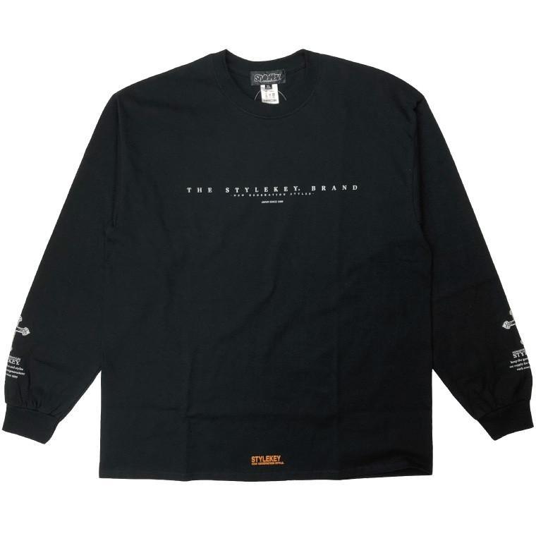 STYLEKEY(スタイルキー) 長袖Tシャツ FALLEN ANGEL L/S TEE(SK19HO-LS06) ロングスリーブTシャツ ストリート系 B系 大きいサイズ|b-bros|05