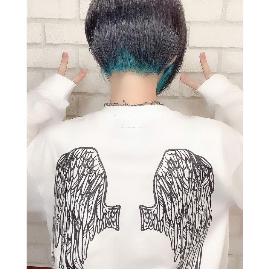 STYLEKEY(スタイルキー) 長袖Tシャツ FALLEN ANGEL L/S TEE(SK19HO-LS06) ロングスリーブTシャツ ストリート系 B系 大きいサイズ|b-bros|09